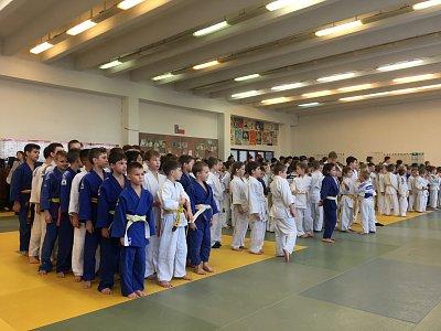 Mikulášsky turnaj Sokol Bratislava/2018 10