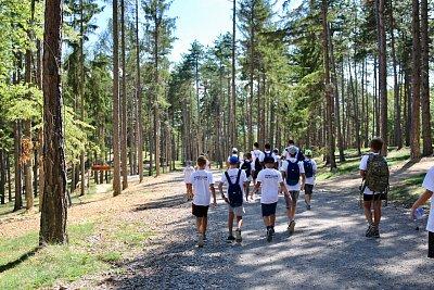 Letné sústredenie Bojnice/2018 23