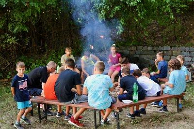 Letné sústredenie Bojnice/2018 93