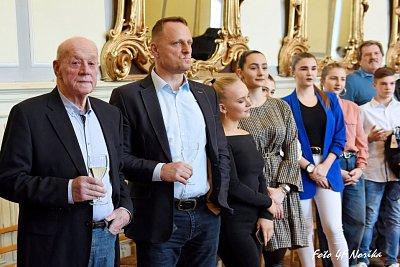 Športovec roka 2019 Strednej športovej školy Jozefa Herdu v Trnave 77