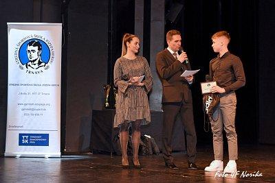 Športovec roka 2019 Strednej športovej školy Jozefa Herdu v Trnave 62