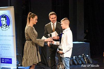Športovec roka 2019 Strednej športovej školy Jozefa Herdu v Trnave 50