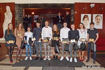 Športovec roka 2019 Strednej športovej školy Jozefa Herdu v Trnave 64
