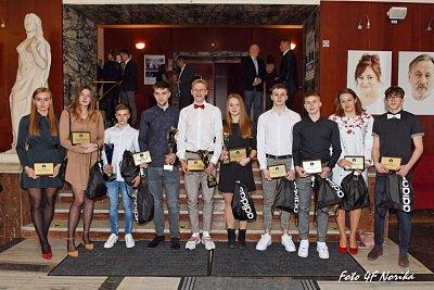 Športovec roka 2019 Strednej športovej školy Jozefa Herdu v Trnave 63