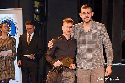 Športovec roka 2019 Strednej športovej školy Jozefa Herdu v Trnave 60
