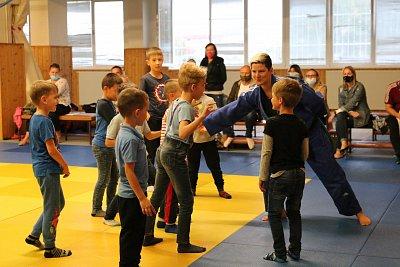 Európsky týždeň športu - nový nábor džudistov 126