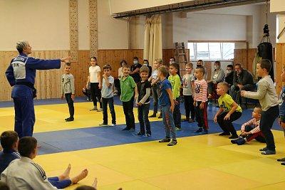 Európsky týždeň športu - nový nábor džudistov 107