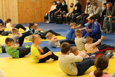 Európsky týždeň športu - nový nábor džudistov 118